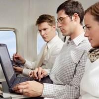 Uçakta İnternetin Önü Açıldı
