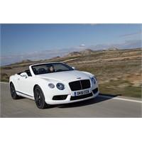 2013 Bentley Continental Gtc Özellikleri Ve Fiyatı