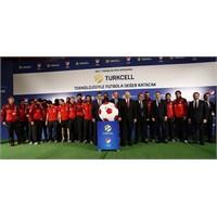 Turkcell Den Türk Futboluna 50 Milyon Tl