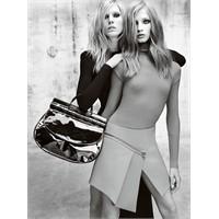 Versace Sonbahar/Kış 2010 Reklam Kampanyası
