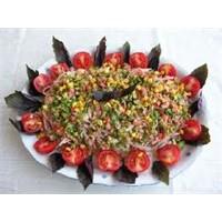 Nar Sulu Avrat Salatası