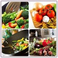 Besinleri Pişirmenin Doğru Yöntemi