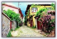 Bursa da Tarihi Yer: Cumalıkızık
