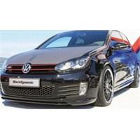 En İlginç Konsept: Volkswagen Golf Gti Black