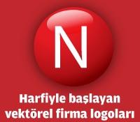 N Harfiyle Başlayan Vektörel Logolar