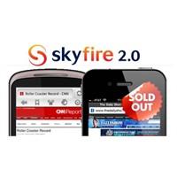 Skyfire İpad Versiyonu Geliyor