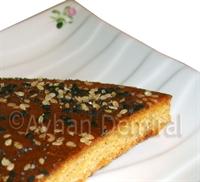 Kek Kıvamında Mısır Ekmeği