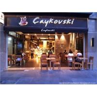 Şişli'de Çaykovski Cafe'yi Denediniz Mi?