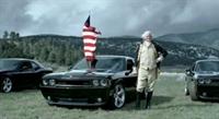 Dodge Challenger Freedom Reklamı