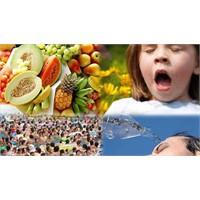Yaz Hastalıkları Nelerdir?