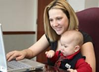 Çalışan Anne Ve Çocukları