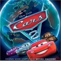 Cars 2 Soundtrack (2011)