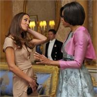 First Lady Ve Düşes Buluşması