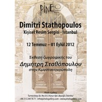 Dimitri Stathopoulos Kişisel Resim Sergisi