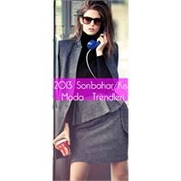 En İyi 2013 Sonbahar Kış Moda Trendleri