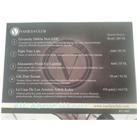 Vanilya Club Kasım 2012