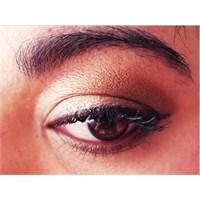 Bronz Göz Makyajı (Resimli Anlatım)