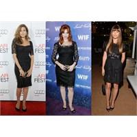 Trend: Küçük Siyah Dantel Elbise