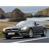 Yeni Nesil Mercedes Sl
