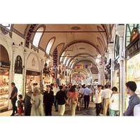 Kapalıçarşı Avrupanın En Çok Gezilen Mekanı