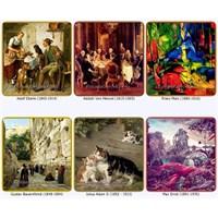 Alman Ressamların Biyografi Ve Tabloları