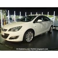 Opel'in En Sedan Hali