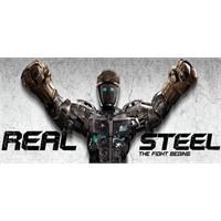 Real Steel Vizyondan Oyun Oldu İphone, İpad, İpod