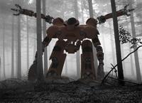 Orman Yangınlarına İçin Prototip Ağaç Kesim Robotu