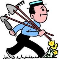 Fikra~joke: Pozitif Bahçıvan!~positive Gardener!