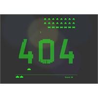 Süper Ötesi 404 Sayfa Tasarımları