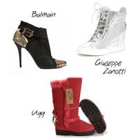 Şeytan Bile Bu Ayakkabıları Giyiyor!