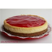 Meyve Soslu Cheesecake