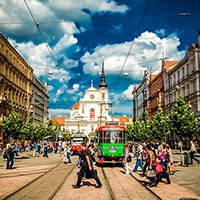 Çek Cumhuriyeti'nin Küçük Şehri: Brno