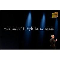 Apple, İphone 5s Ve 5c'yi 10 Eylül'de Tanıtacak Mı