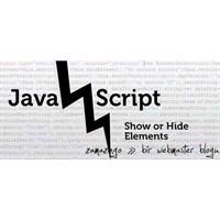 Java İle Göster/ Gizle Yapmak