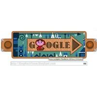 Google' Dan Sıradışı Doodle!