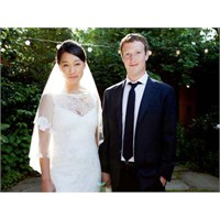 Facebook Ceo'su Mark Zuckerberg Evlendi!