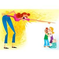 Çocuklarınıza Karşı Asla Bu Cümleleri Kullanmayın