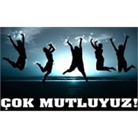 Türk Halkının Yüzde 61'i Mutlu!