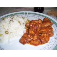Baharatlı Ve Sarımsaklı Tavuk Sote Tarifi