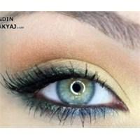 Böyle Göz Makyajı Yapabiliyor Musunuz?