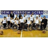 Tekerlekli Sandalye Basketbol Maçında Yaşananlar