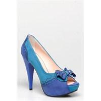 Yüksek Topuklu Ayakkabı Modelleri 2012