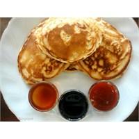 Kahvaltıya Güzel Bir Sürpriz Yapın. Pankek Yapın