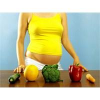 Hamilelikte Yemekte Nelere Dikkat Etmeli?