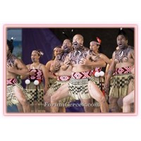 Yeni Zelanda Yerlilerinin Dansı | Haka Dansı