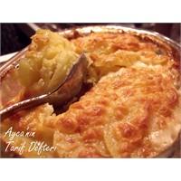 Kremalı Patates... Fırında