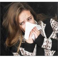 Kuru Ve Soğuk Havada Grip Çok Etkili