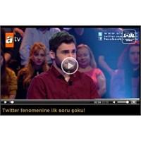 Twitter Fenomeni Yarışmada İlk Soruda Elendi
