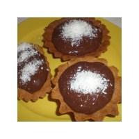 Fazlıkızından Çikolatalı Minik Tart